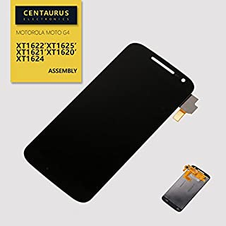 Assembly Replacement for Motorola Moto G4 XT1621 XT1622 XT1620 XT1625 XT1626 XT1624 5.5 LCD Display Touch Screen Digitizer Panel Glass Full Part Complete
