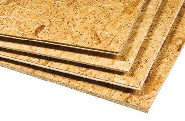 Complete Build 2440x1200 OSB 11mm-Sterling Board (2440 x 1220 x 11mm) x 5 Sheet Deal