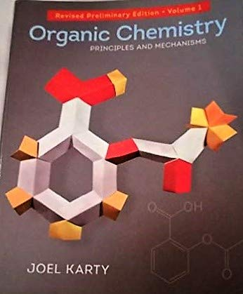Organic Chemistry Principles and Mechanisms