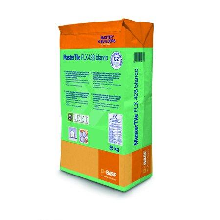 BASF vervormbare lijm voor keramiek/Resite Pool Mastertile FLX 428 25 kg wit
