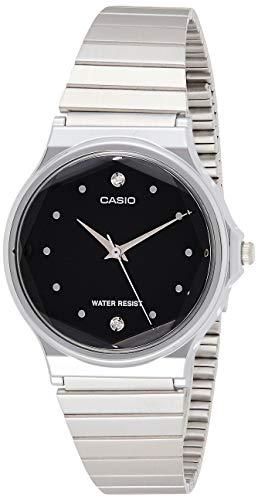 Casio Herren Analog Quarz Uhr mit Edelstahl Armband MQ-1000ED-1AEF