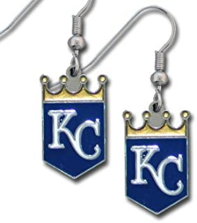 Kansas City Royals Dangle Earrings