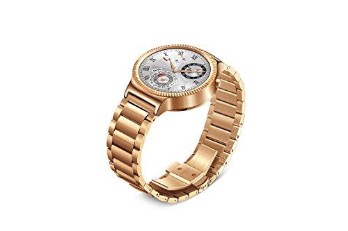 Huawei Elite - Smartwatch (Bildschirm 1, 4 Zoll/ 3, 5 cm, 512 MB RAM), Goldfarben