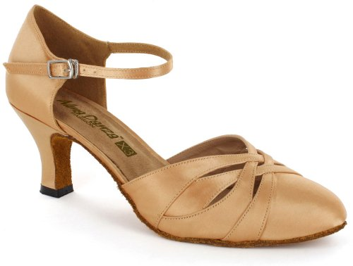 Alma Danza Women's Pumps A783001 (6, Tan)
