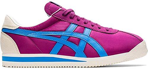Onitsuka Tiger - Unisex-Adult Tiger Corsair Shoes, Size: 6 D(M) US, Color: Acai/Azul Blue