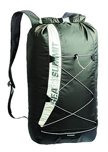 Sea to Summit Sac à Dos Mixte Adulte, Black, 20 Liter