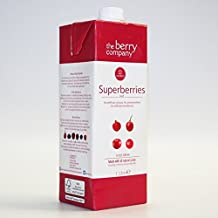 Berry Company Superberry Red Juice Drink 11 x 1l Estimated Price : £ 44,40