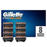 Gillette ProGlide Cuchillas de Afeitar Hombre con Tecnología FlexBall, Paquete de 8 Cuchillas de Recambio (El Diseño Exterior del Paquete Puede Variar)