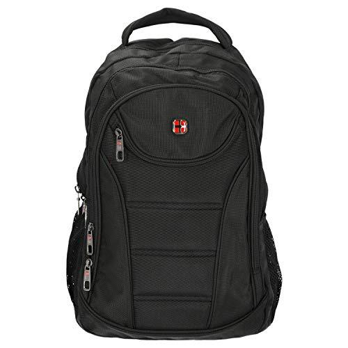 Dernier Rucksack mit Laptopfach 49 cm Black