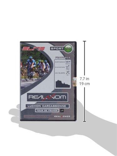 Elite DVD Tdf Luchon Carcassonne für Real Axion und Power, FA003511036 - 3