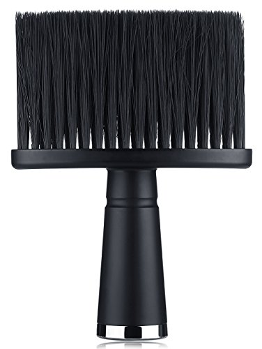 Barber Neck Duster Brush, Soft Cleaning Face Brush for Hair Cutting