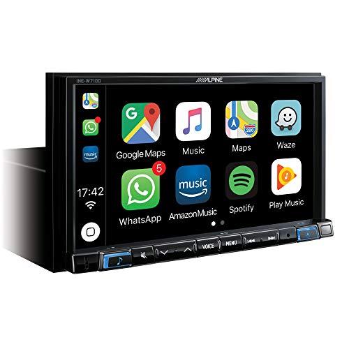 Alpine Electronics INE-W710D 2DIN Navigationssystem mit DAB