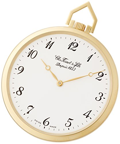 Tissot T82340812 - Reloj de Bolsillo para Hombres