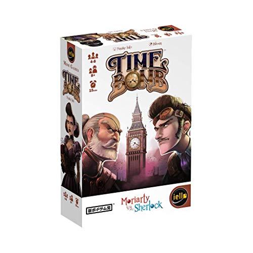 Time Bomb NL - Partyspel - Bluffen, snel reageren en actie ondernemen - Voor de hele Familie - Taal: Nederlands