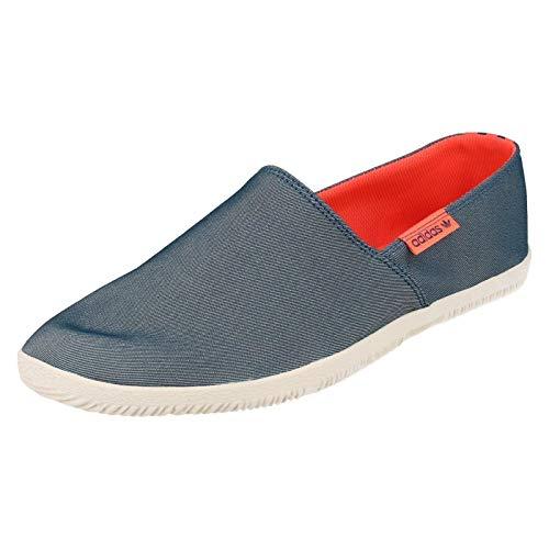 adidas Originals Adidrill - Herren Espadrilles - Aus Canvas-Stoff, Blau, 36 2/3 EU