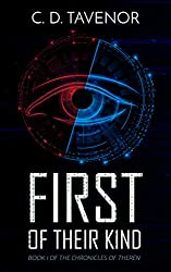 First of Their Kind by C. D. Tavenor book cover