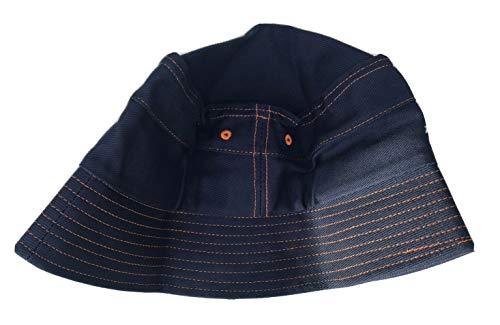 Nike Sombrero de cubo para mujer 565936 451 azul marino