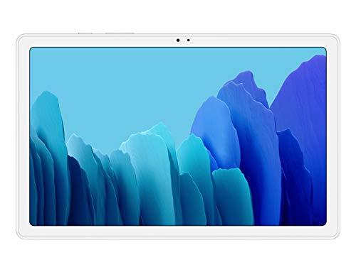 SAMSUNG Galaxy Tab A 7 | Tablet de 10.4' FullHD (WiFi, Procesador Octa-Core Qualcomm Snapdragon 662, RAM de 3GB, Almacenamiento de 32GB, Android actualizable) - Color Plata [Versión española]