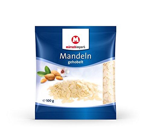 Märsch Mandeln gehobelt 3er Pack (3 x 100g)