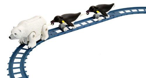 Polar Bear Express - Battery Operated Train - Playset - Wild Republic