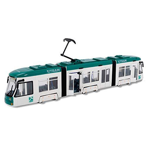 Dickie Toys City & Summer - Tranvía Urbano para Niños a partir de 3 Años - 46 cm