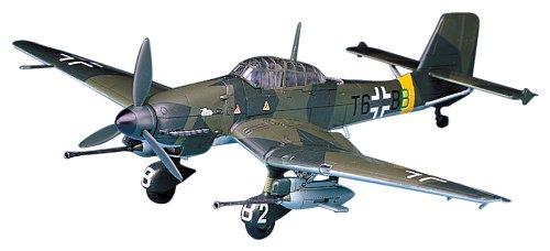 Academy JU87G 1 Stuka Buster Model