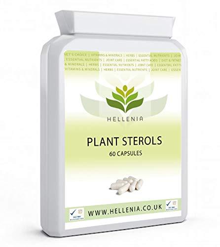 Hellenia Plant Sterols 200mg - 60 Capsules