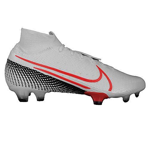 Nike Superfly 7 Elite FG - Zapatillas de deporte, color blanco