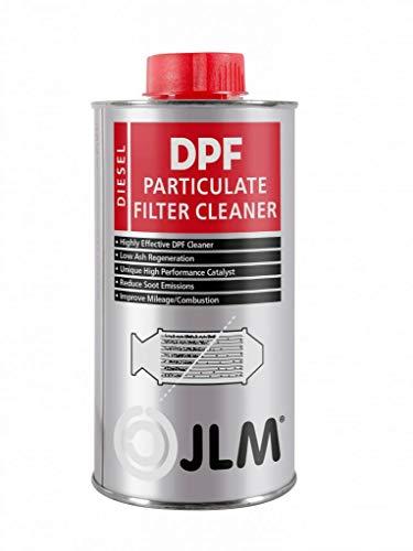 JLM Diesel Rußpartikelfilter (DPF) Reiniger 375ml Lubricants Diesel Particulate Filter Cleaner
