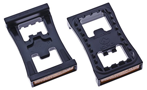 Reflectante/base de pedal, Shimano, PD22, SPD, par