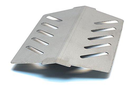 Kette´s Grillzubehör Wärmeleitblech Edelstahl ähnlich Hitzereflektor passt für Weber/Genesis/Spirit (Für Weber Genesis)