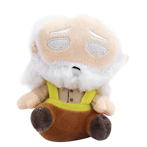 SSTOYS 15cm kreative Puppe Horrorfilm Figur Plüschtier Mini Q Version Puppe Kindergeburtstag Geschenk-E Stil