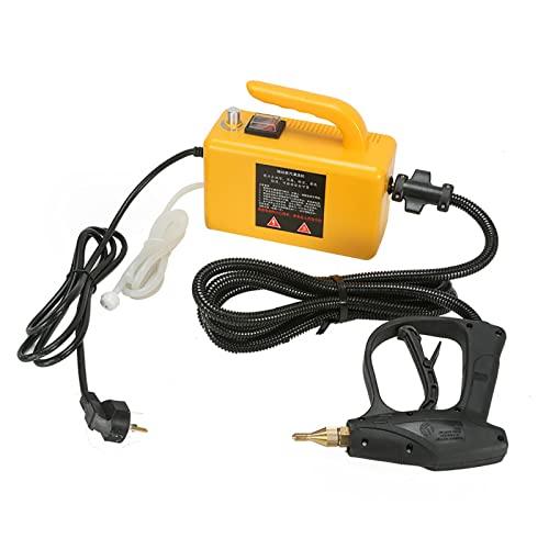 Limpiador A Vapor De Alta Temperatura De 220 V, para La Máquina De Limpieza Móvil De Bombeo del Coche del Acondicionador De Aire De La Capilla