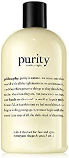 Philosophy Purity One Step Facial Cleanser, 480ml