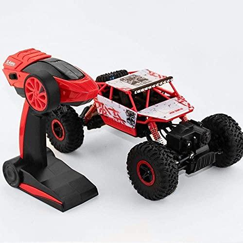 Moerc 1:14 RC Cars Remote Control Car 4x4 Monster Truck 2.4GHz Control remoto de alta velocidad Coches todoterreno Todos los terrenos Principiante Hobby Toy Cars Gravel Grassland RC Vehículo para adul