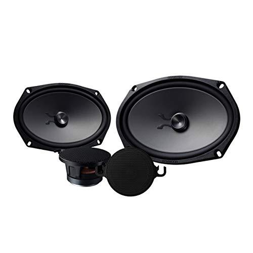 "Kenwood KFC-XP6902C 6x9 + 2-3/4"" Component Speakers"