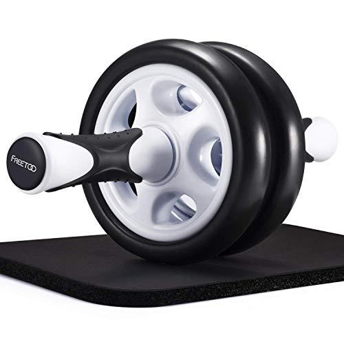 FREETOO Roue Abdominale Roue Abdominaux AB Wheel Roller de...
