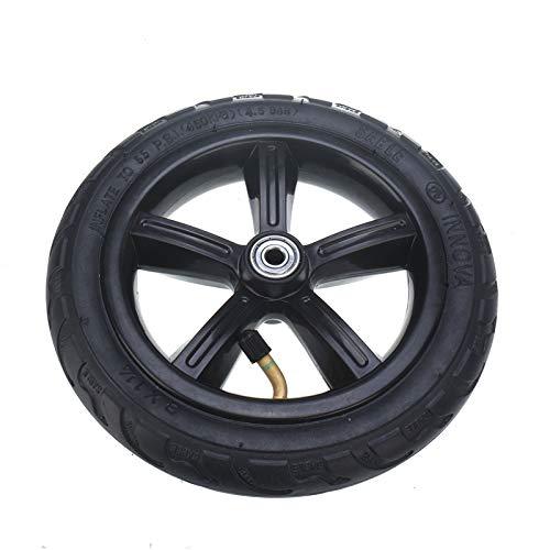 C-FUNN Neumático Neumático Inflado De La Rueda De 6Mm / 8M M/Tubo Interno para La Vespa De E-Twow S2-1