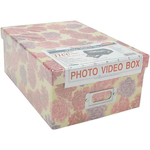 Pioneer 4,5 x 8 x 11,5 inch foto-opbergdoos in verschillende uitvoeringen,
