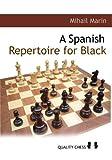A Spanish Repertoire For Black-Marin, Mihail