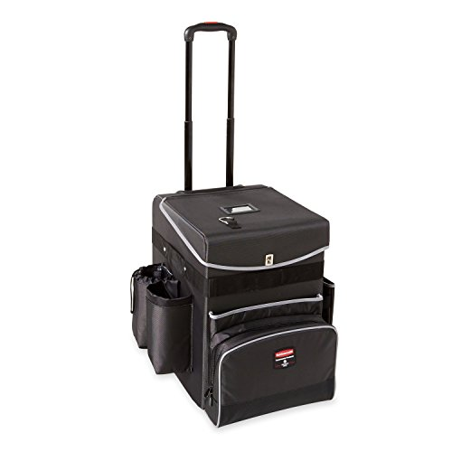 Rubbermaid Carro Executive Quick Cart Medio - RUB1902466