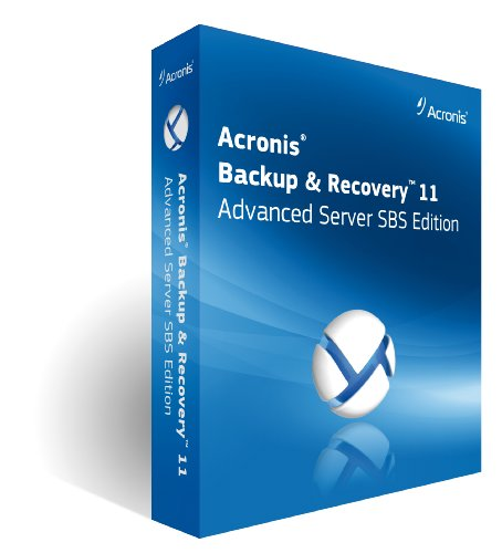 Preisvergleich Produktbild Acronis Backup & Recovery 11 Advanced Server SBS Edition with Universal Restore incl. AAP