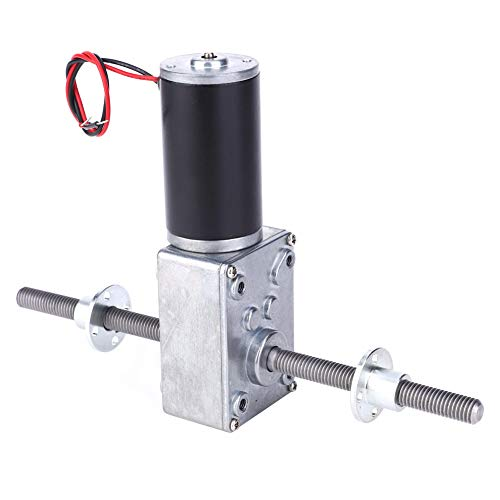 Fácil instalar el motor del engranaje de gusano, estructura de la operación del motor de la reducción de la caja hecha del hierro