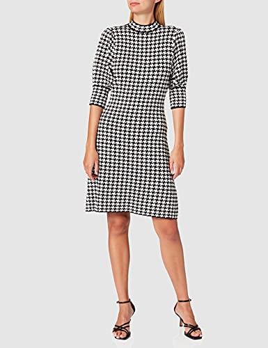 HUGO Sedima Vestido Informal, Open Miscellaneous968, XL para Mujer