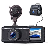 Best Cameras For Cars - Campark Dash Cam Front and Rear Dual 1080P Review