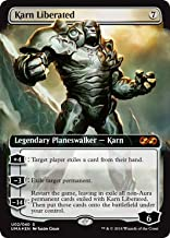 Magic: The Gathering - Karn Liberated - Foil - Ultimate Masters Box Toppers - Mythic Rare