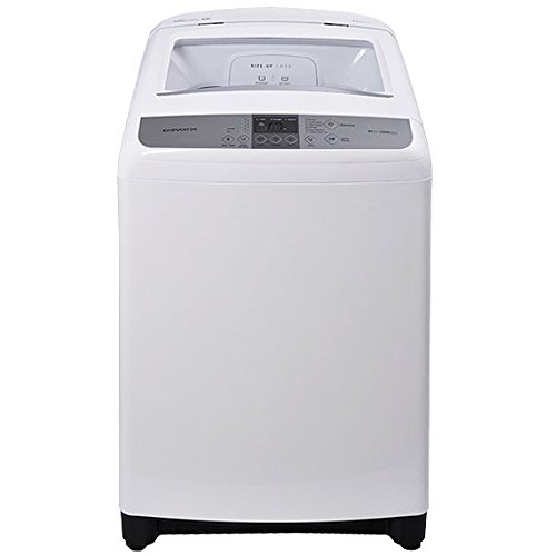 Daewoo DWFDG281AWW3 Lavadora, 14 Kg, Blanco, color, Blanco, pack of/paquete de 1