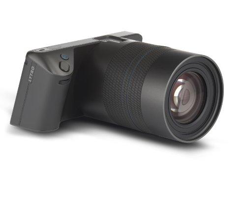 "LYTRO ILLUM 40 Megaray Light Field Camera with Constant F/2.0, 8X Optical Zoom, and 4"" Touchscreen LCD (Black)"