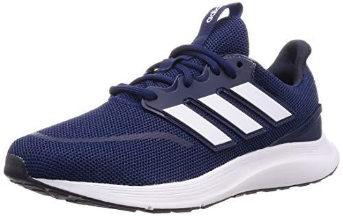 ADIDAS ENERGYFALCON, Zapatillas para Correr de Diferentes Deportes para Hombre, AZUOSC/FTWBLA/Reauni, 42 2/3 EU