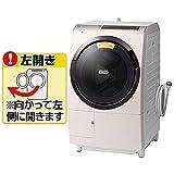 日立 11.0kg ドラム式洗濯乾燥機【左開き】ロゼシャンパンHITACHI ビッグドラム BD-SX110EL-N